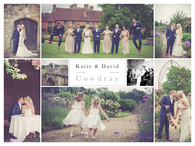 Cowdray Walled Garden wedding