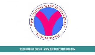 PT Young Won Indonesia