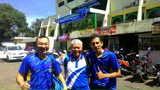 Pebulutangkis Lampung U 40-49 Menang WO