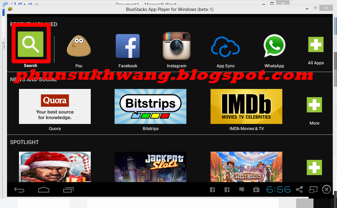 Mahir Blog: Cara Download/Main POU Di PC
