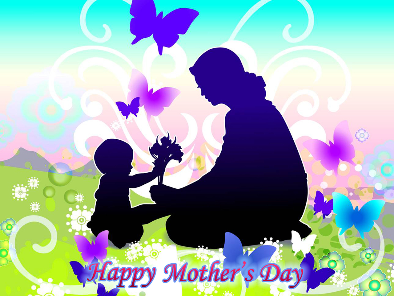 Happy Mother S Day Hd Wallpapers