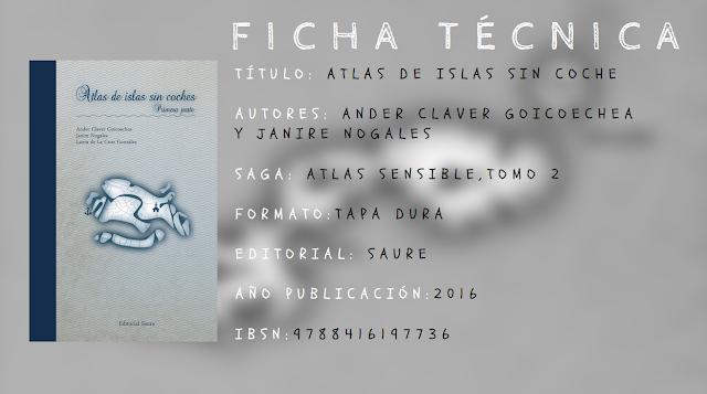 atlas-de-islas-sin-coches-ander-claver-goicoechea-y-janire-nogales-recomendaciones-interesantes-literatura-opinion-blogs-blogger