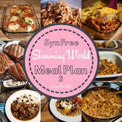 Slimming World Meal plans, slimming meal plan, Slimming World Plan, Slimming World Meal Plan & Recipes