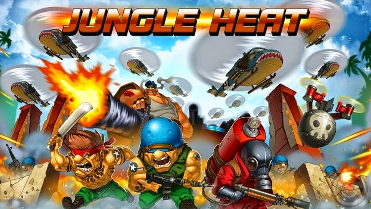 download game jungle heat mod apk