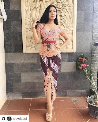 Model Kebaya Pendek