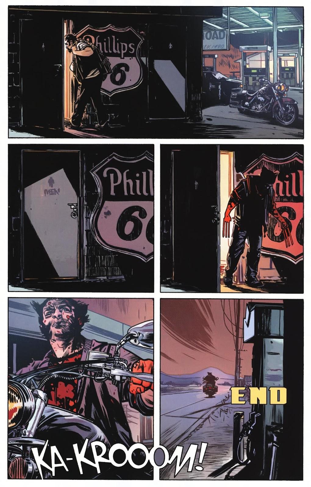 Read online Wolverine (2003) comic -  Issue #74 - 13