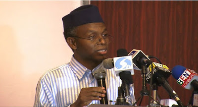 We will convince Buhari to contest and return as President in 2019 - El-Rufai