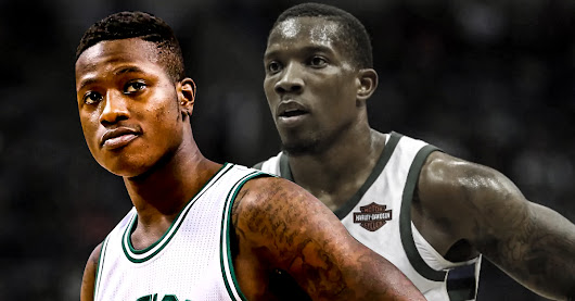 Why Eric Bledsoe is pretending he doesn't know who Terry Rozier is