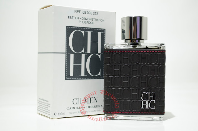 Carolina Herrera CH Men Tester Perfume