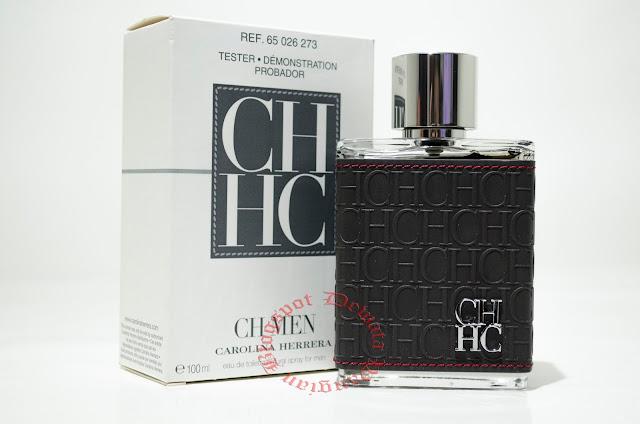 Carolina Herrera CH Men Tester Perfume