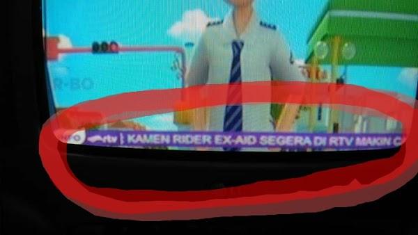 Makin Cakep, RTV Segera Tayangkan Kamen Rider Ex-Aid