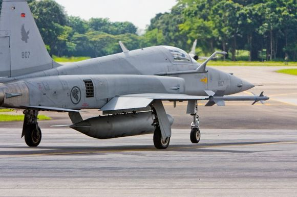 F-5 RASF