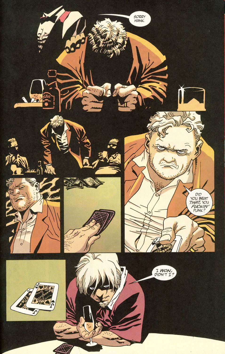 Read online 100 Bullets comic -  Issue #23 - 7
