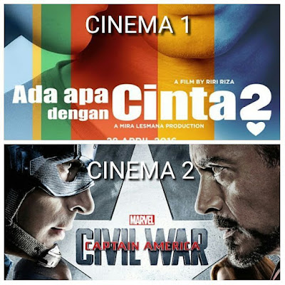 jadwal film surya yudha Cinema