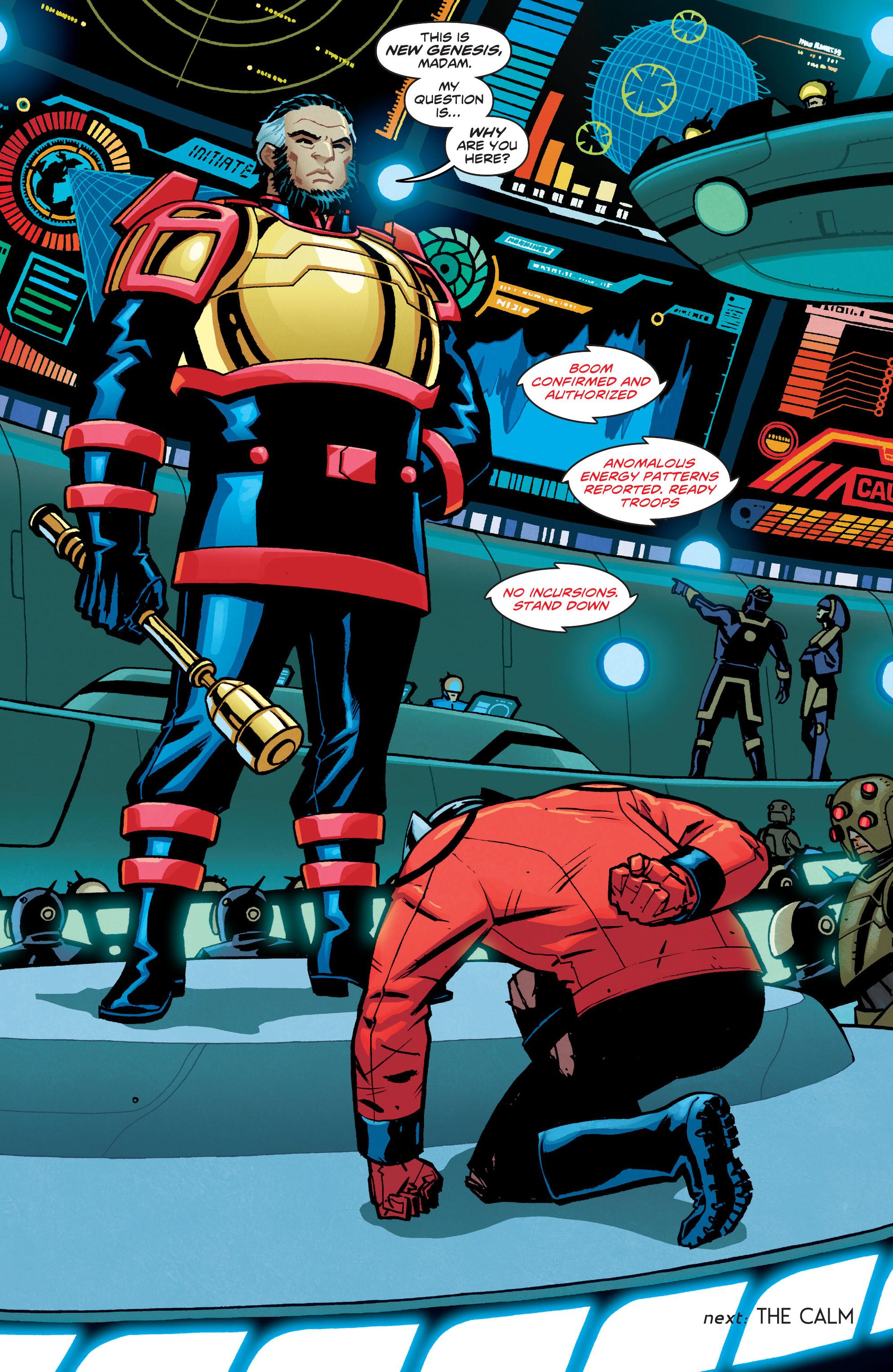 Read online Wonder Woman (2011) comic -  Issue #21 - 21
