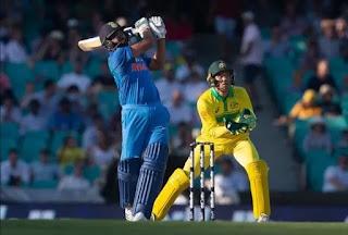 रोहित शर्मा भारतीय बल्लेबाज
