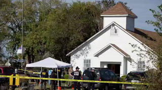 Air Force admits bureaucratic error allowed Texas shooter to buy gun used in mass shooting
