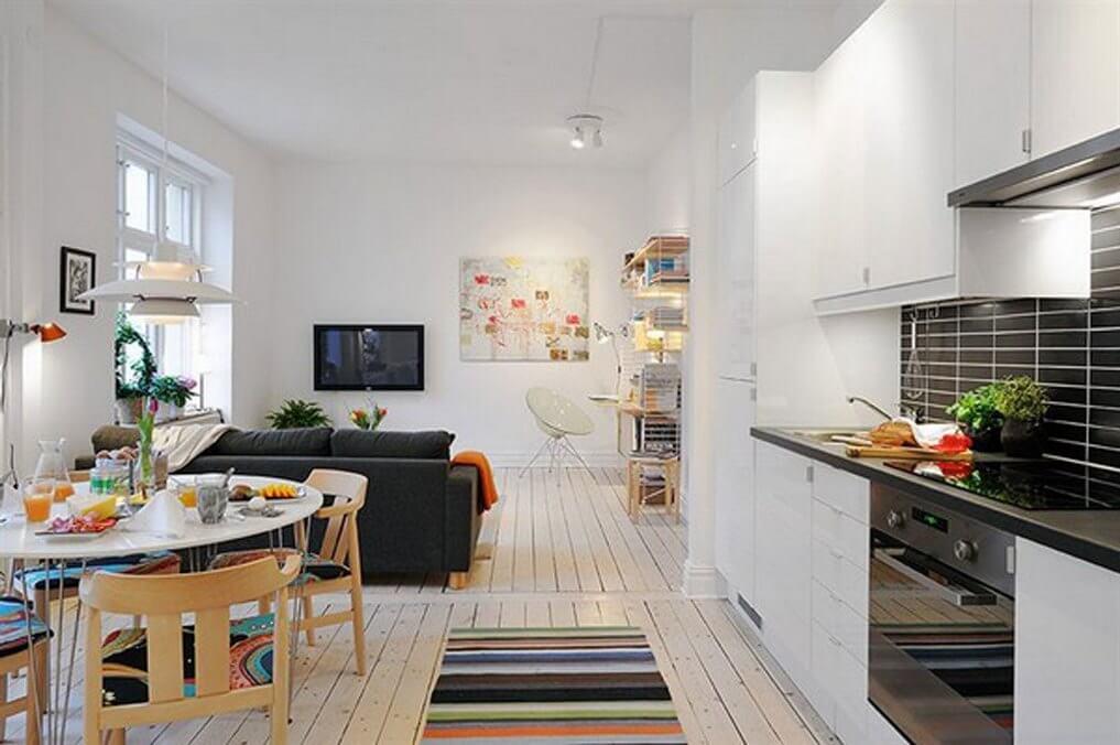 Beautiful Small Studio Apartment Design Layouts Create Small Apartment With Modern  Studio Apartment Design