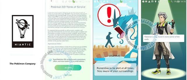 Update Pokemon GO v0.29.2 Suport Untuk Asus Zenfone
