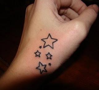 Tatuajes En La Mano Tatuajes Originales Pequeños Letras Para