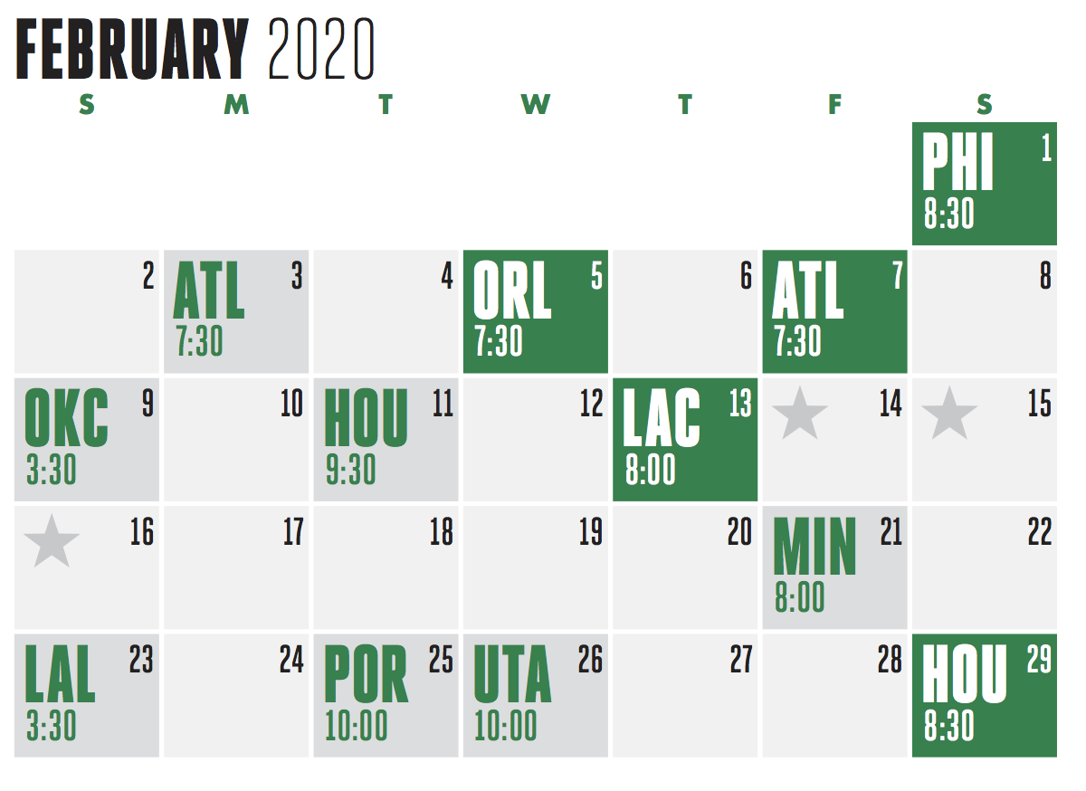 It is an image of Playful Celtics Schedule Printable