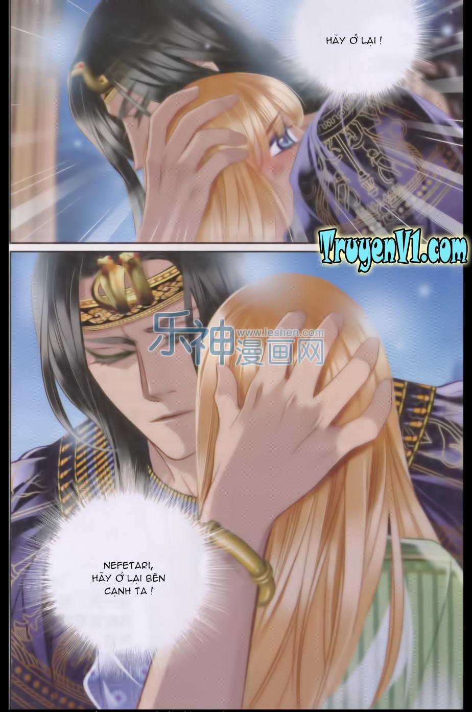 a3manga.com Sủng Phi Của Pharaoh Chap 21