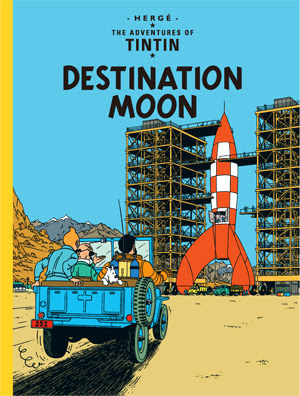 Download free ebook Tintin And Destination Moon