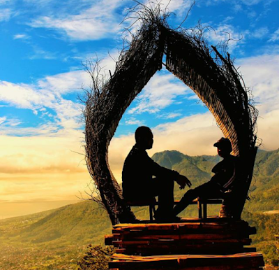 Wisata Taman Goa Pandawa Batu Jawa Timur