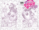 My Little Pony Friendship is Magic #5 Comic Cover Double Variant