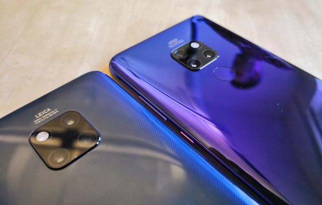 Huawei Mate 20 & Mate 20 Pro | Android Q