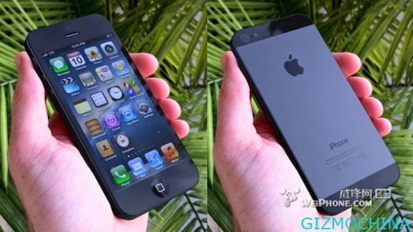 Goophone i5S, Smartphone Android Mirip iPhone 5 Harga Jauh Lebih Murah