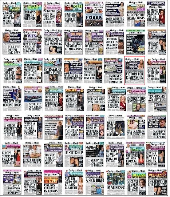 """Mail """"foreigner"""" splashes 2016"""