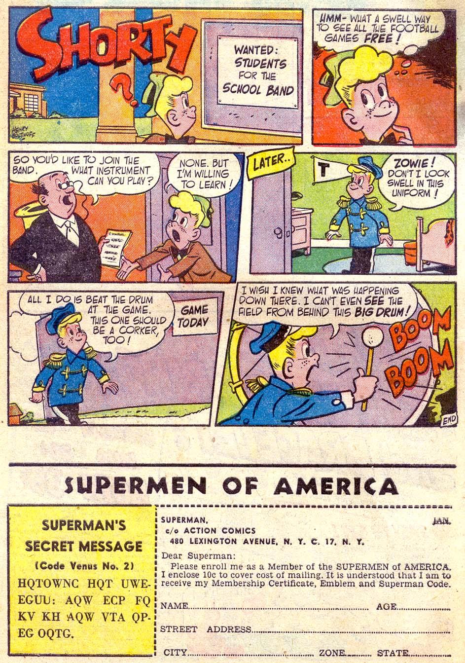Action Comics (1938) 164 Page 41