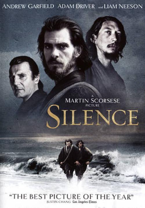Silence (2017) ศรัทธาไม่เงียบ