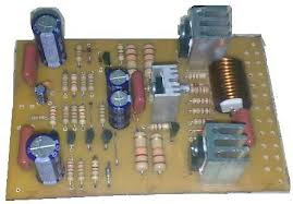500W Audio Power Amplifier Circuit Diagram