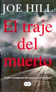 El Traje Del Muerto, de Joe Hill