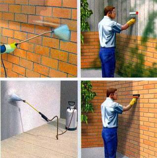 Ventajas de pintar los patios interiores