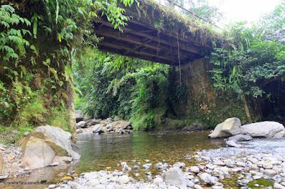 Jembatan Sipingit bawah