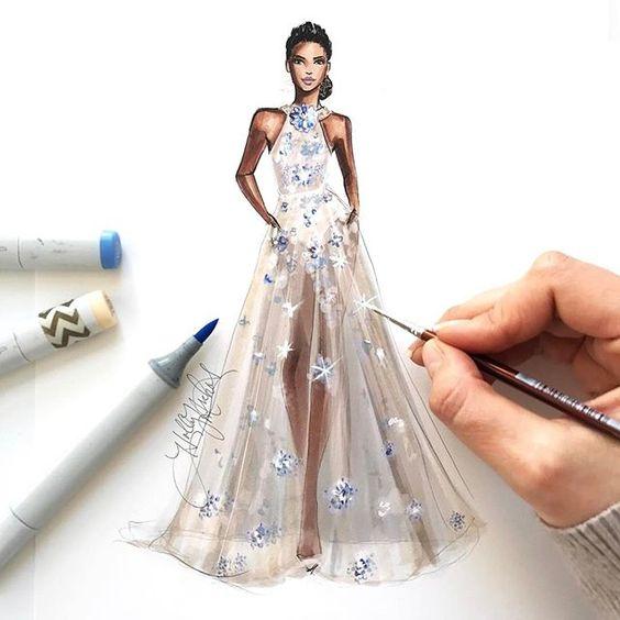 Ilustradores Fashionistas