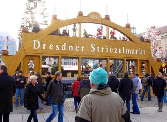 世界歷史最悠久,德勒斯登聖誕市集