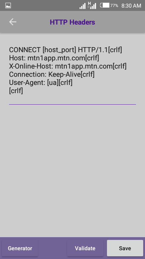 How To Configure Droid VPN For MTN Free Browsing 2019 - 9ja-TechUpdates