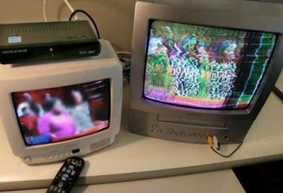 From Analog to Digital Television