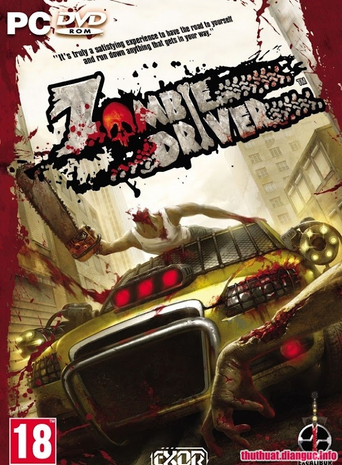 Download Game Zombie Driver HD MULTi6 - PROPHET Full crack