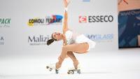PATINAJE ARTÍSTICO SOBRE RUEDAS - Botín de 5 medallas para España en el Campeonato del Mundo