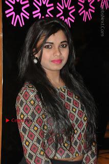 Indian Actress Model Naveena Jackson Latest Po Gallery in Black Mini Skirt  0002.JPG