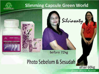 Green World Slimming Capsule