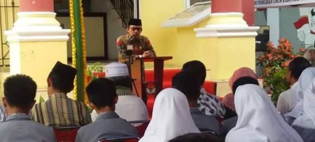 Beda Dari yang Lain, KPU Luwu Launching RPP Keliling