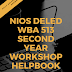 NIOS DELED SOLVED 513 WBA REPORT AND 514 PRACTICE TEACHING LESSON PLANS PDF