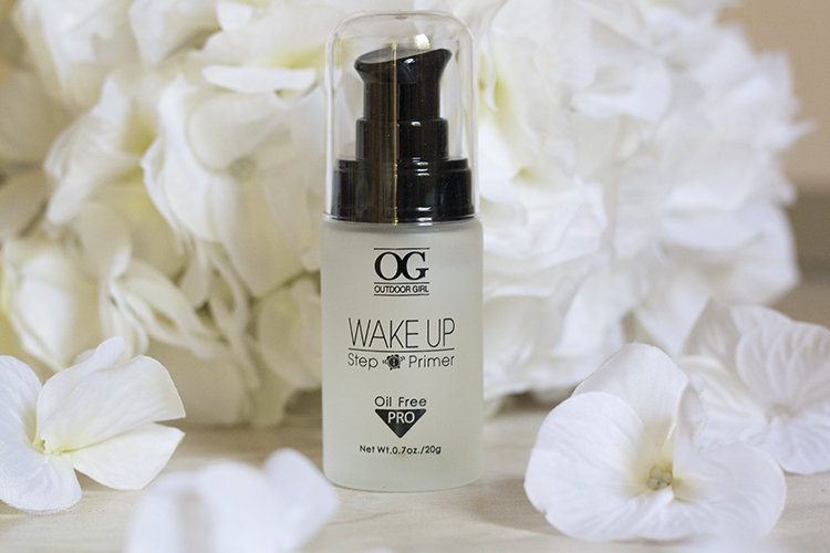 Review produse make-up Cupio Baza de machiaj Wake Up primer