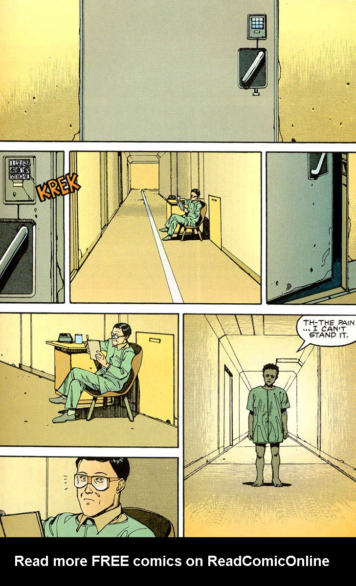 Read online Akira comic -  Issue #3 - 57